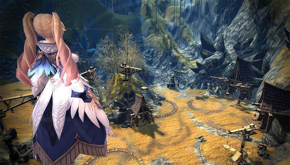 幻想神域2 -AURA KINGDOM- (幻神2) 美しい異世界スクリーンショット
