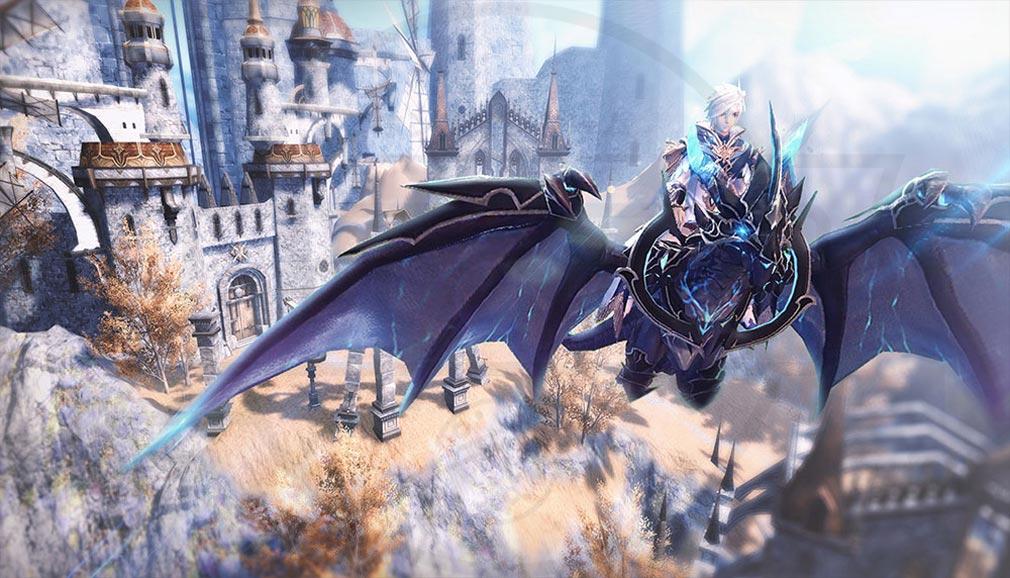 幻想神域2 -AURA KINGDOM- (幻神2) 飛行スクリーンショット