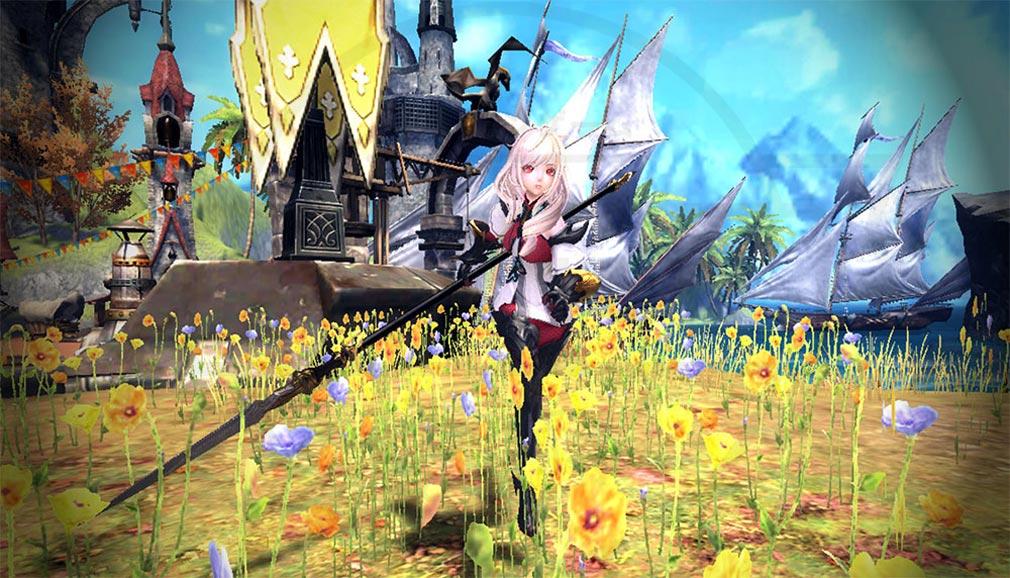 幻想神域2 -AURA KINGDOM- (幻神2) 可愛い世界を移動するスクリーンショット