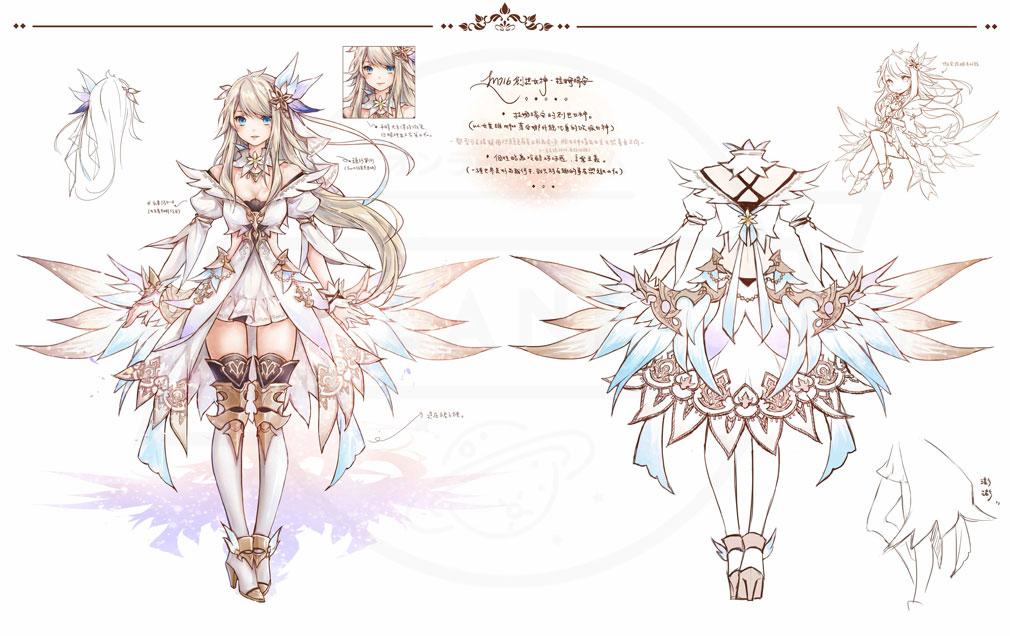 幻想神域2 -AURA KINGDOM- (幻神2) キャラクター『ラムリア』紹介イメージ