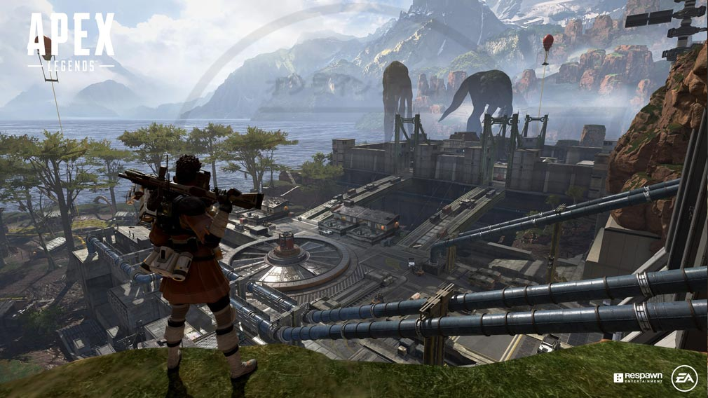 Apex Legends 武器装備スクリーンショット