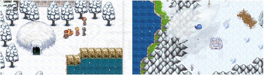 彩色のカルテット 冬の国『ウィント』スクリーンショット