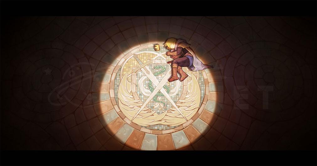Ragnarok ORIGIN(ラグナロクオリジン) 王国に渦巻く陰謀と壮大なストーリー紹介イメージ