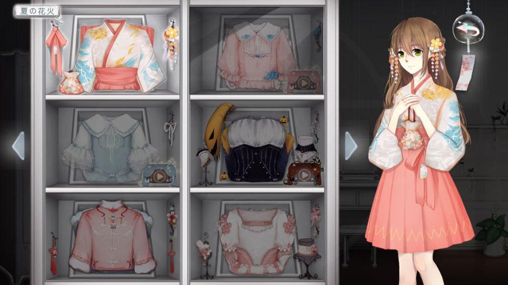 綺幻人形館 ドールナイト 特別衣装『夏の花火』スクリーンショット