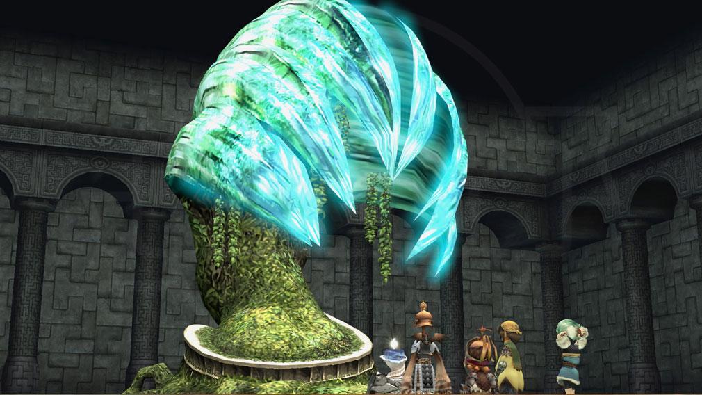 ファイナルファンタジー・クリスタルクロニクル リマスター(クリクロ)FINAL FANTASY CRYSTAL CHRONICLES Remastered Edition(FFCC) 『ミルラの木』スクリーンショット