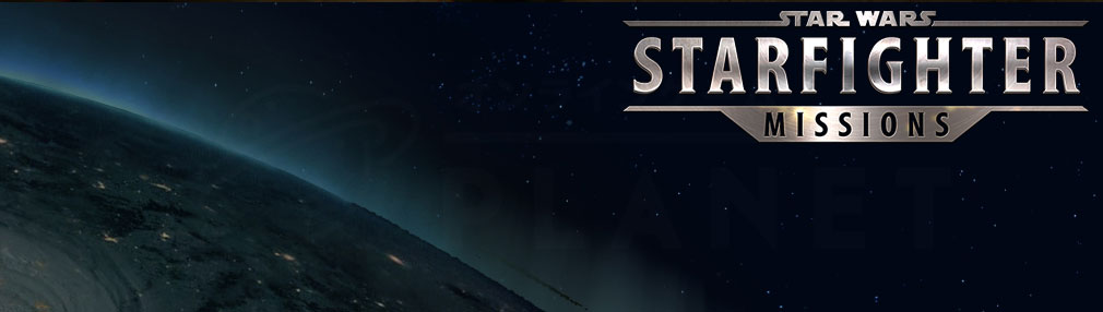 スターウォーズ:スターファイター・ミッション(Star Wars: Starfighter Missions) フッターイメージ