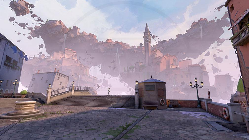 VALORANT(ヴァロラント) MAP『アセント』スクリーンショット
