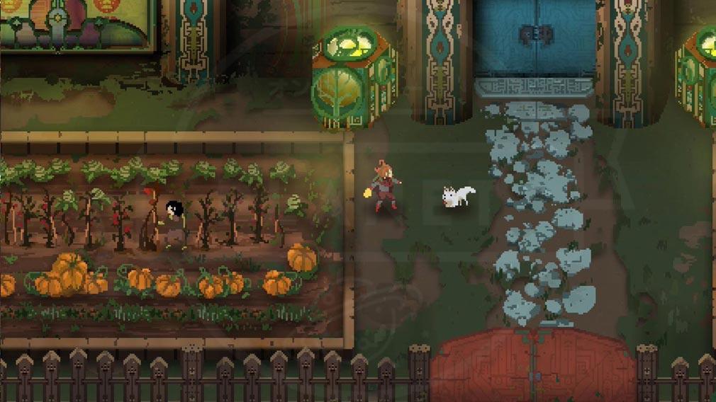 Children of Morta 家族の絆の物語 ペットが増えるスクリーンショット