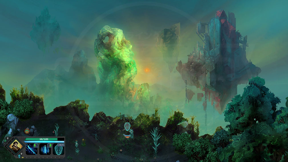 Children of Morta 家族の絆の物語 聖なる山『モルタ』スクリーンショット