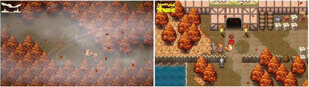 彩色のカルテット 秋の国『オタム』スクリーンショット