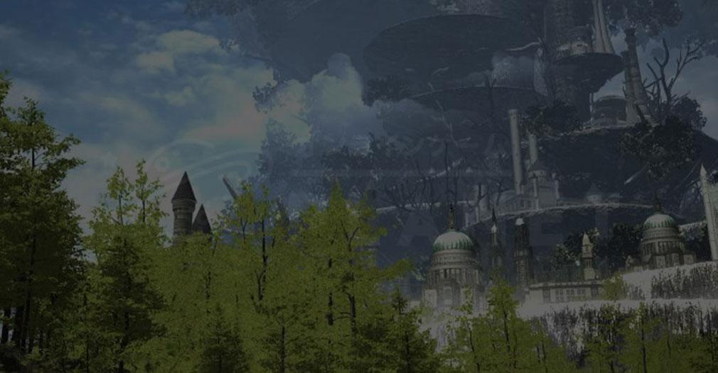 トリニティファンタジー(Trinity Fantasy)トリファン 世界観紹介イメージ