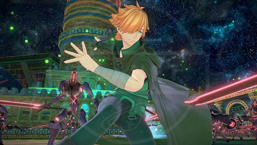 Fate/EXTELLA(フェイトエクストラ) サーヴァント『ロビンフッド』スクリーンショット