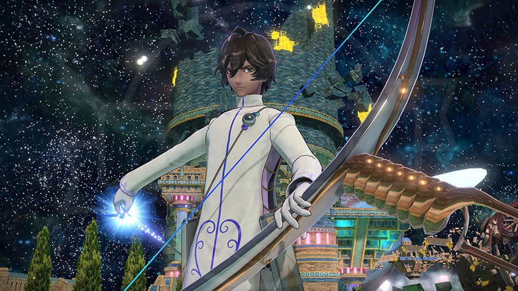 Fate/EXTELLA(フェイトエクストラ) サーヴァント『アルジュナ』スクリーンショット