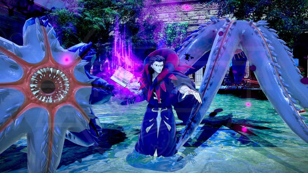 Fate/EXTELLA(フェイトエクストラ) サーヴァント『ジル・ド・レェ』スクリーンショット