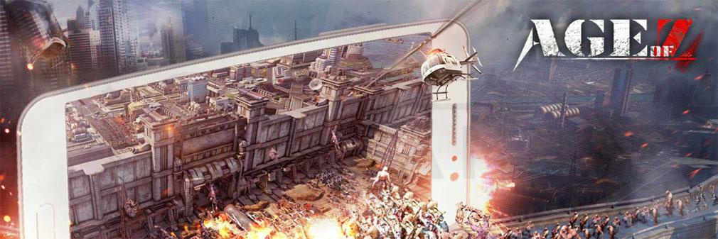 Age of Z(エイジ オブ ゼット)AOZ フッターイメージ