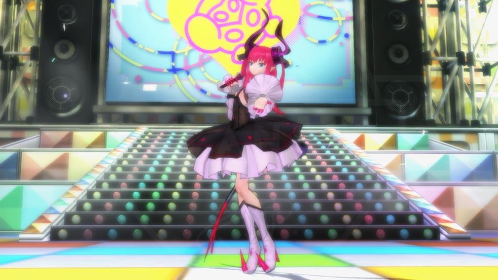 Fate/EXTELLA(フェイトエクストラ) キャラクター『エリザベート=バートリー』スクリーンショット