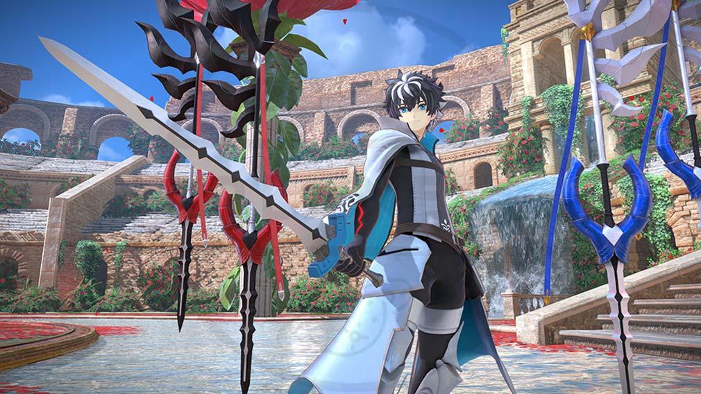 Fate/EXTELLA(フェイトエクストラ) サーヴァント『シャルルマーニュ』スクリーンショット