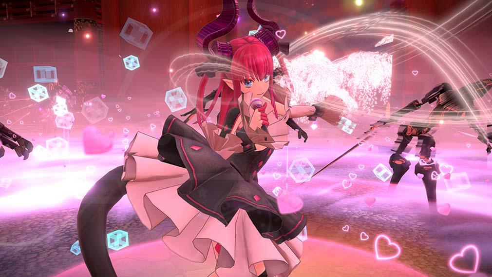 Fate/EXTELLA(フェイトエクストラ) サーヴァント『エリザベート=バートリー』スクリーンショット