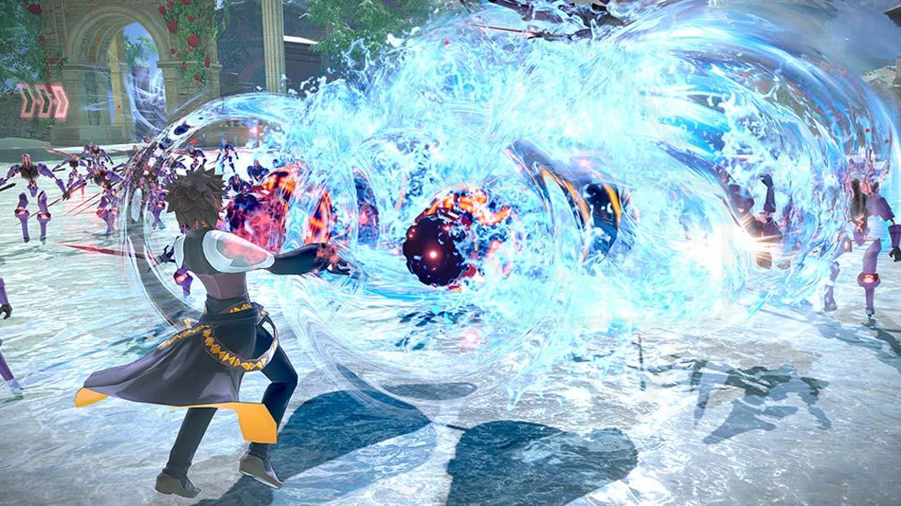 Fate/EXTELLA(フェイトエクストラ) サーヴァント『アルキメデス』スクリーンショット