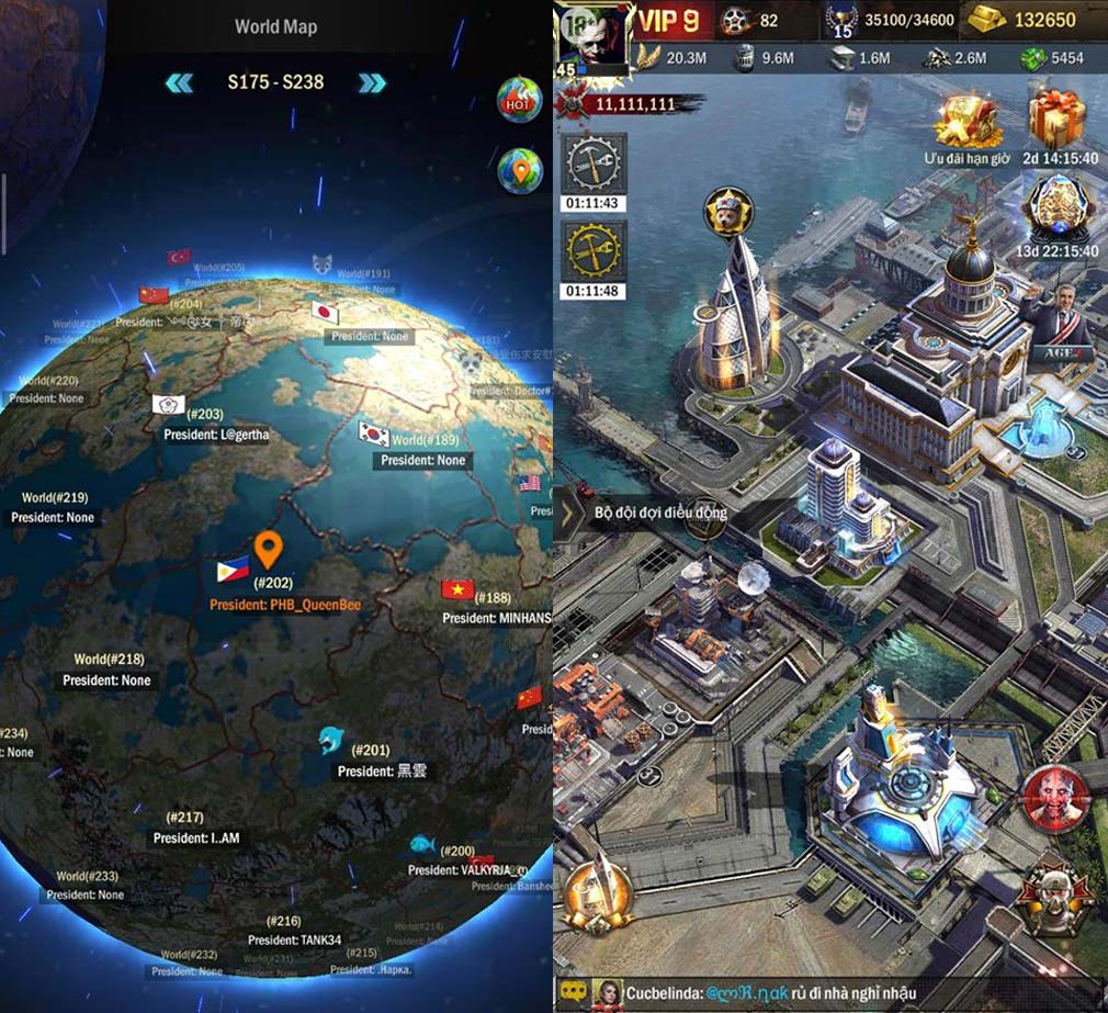 Age of Z(エイジ オブ ゼット)AOZ 3Dマップ、都市建設スクリーンショット