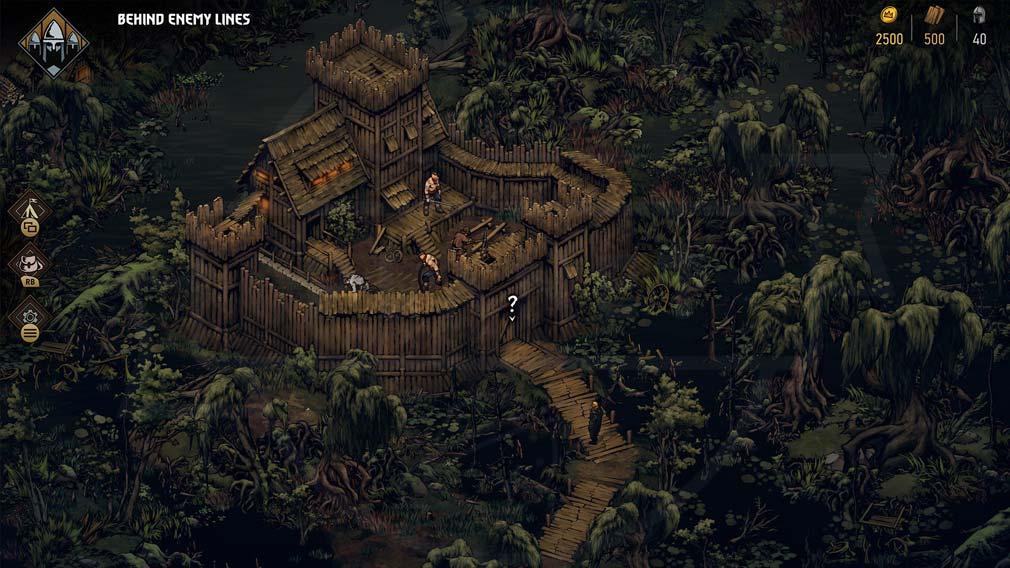奪われし玉座:ウィッチャーテイルズ 『Angren』スクリーンショット