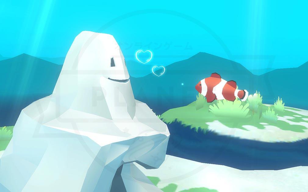 アビスリウムワールド 海の生き物に出会えるスクリーンショット