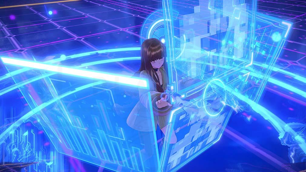 Fate/EXTELLA LINK(フェイト/エクストラ リンク) マスターがいるセクタースクリーンショット
