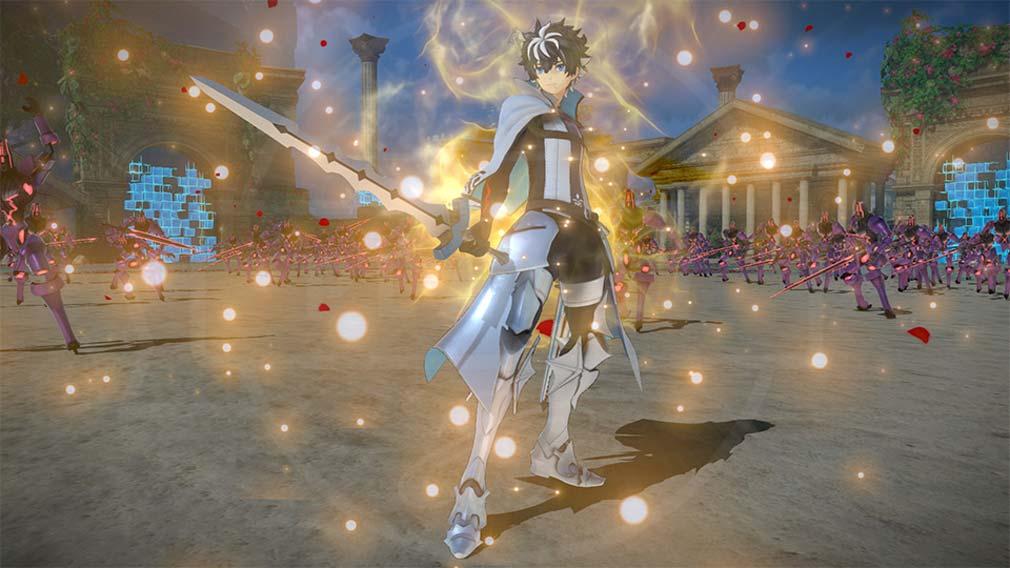 Fate/EXTELLA LINK(フェイト/エクストラ リンク) 『ムーンドライヴ』スクリーンショット
