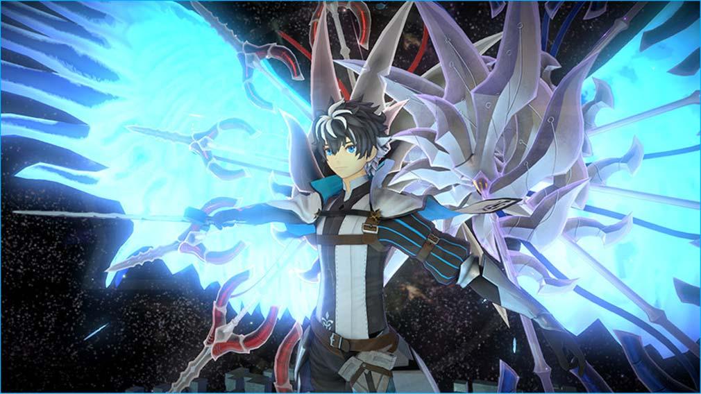 Fate/EXTELLA LINK(フェイト/エクストラ リンク) 『シャルルマーニュ』の宝具スクリーンショット