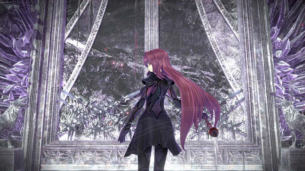 Fate/EXTELLA LINK(フェイト/エクストラ リンク) 宝具スクリーンショット