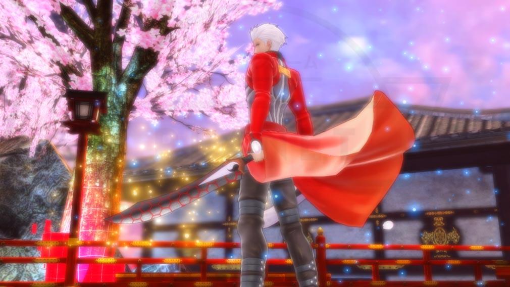 Fate/EXTELLA(フェイトエクストラ) キャラクター『無銘』スクリーンショット