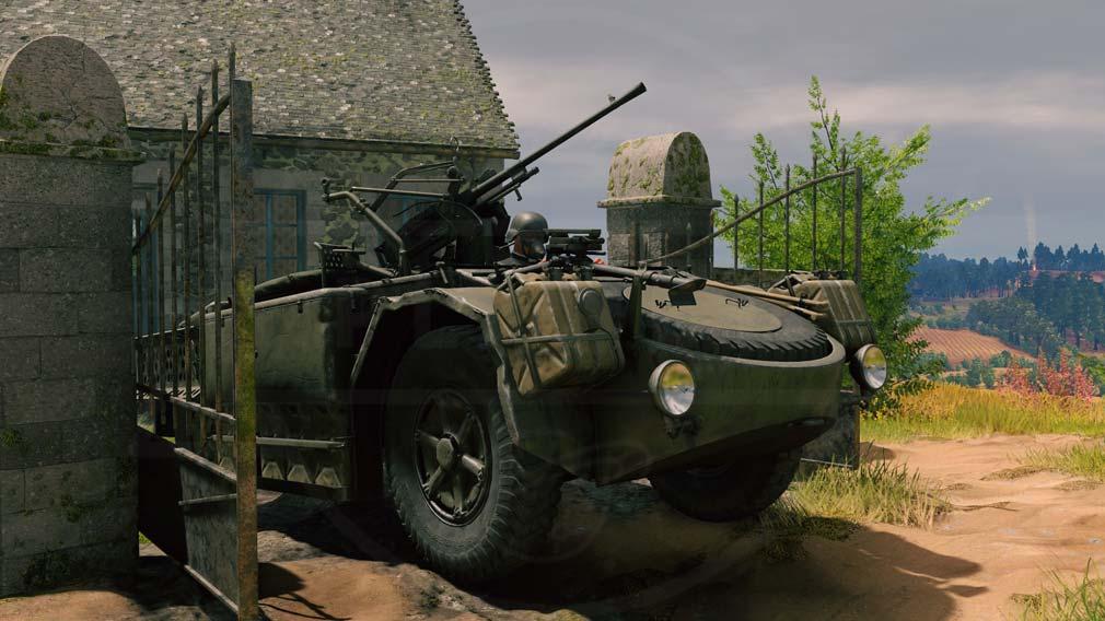 Cuisine Royale 『戦車』スクリーンショット