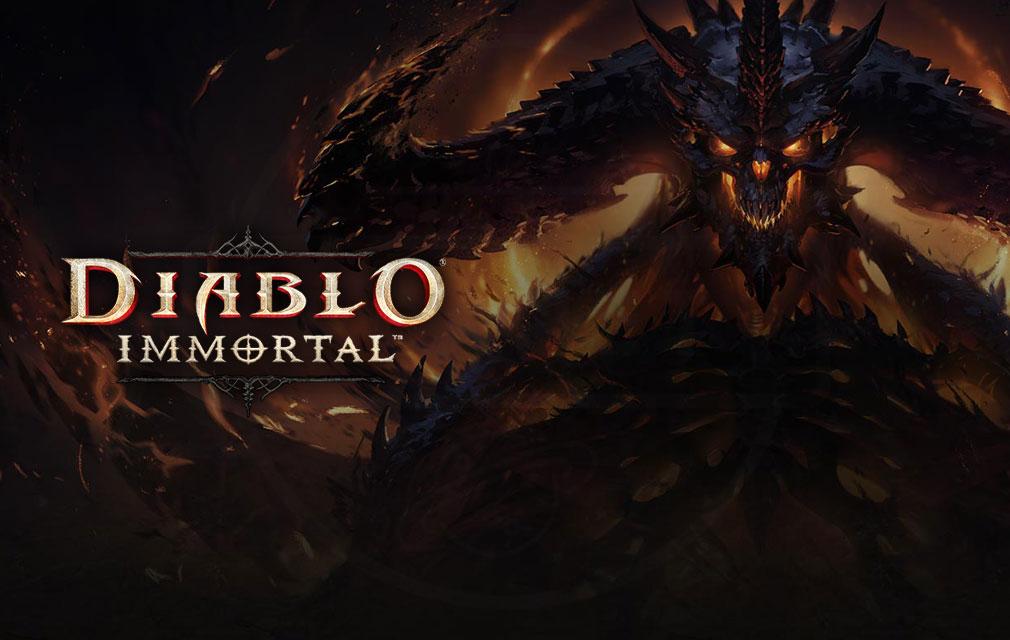 ディアブロ イモータル(Diablo Immortal) キービジュアル