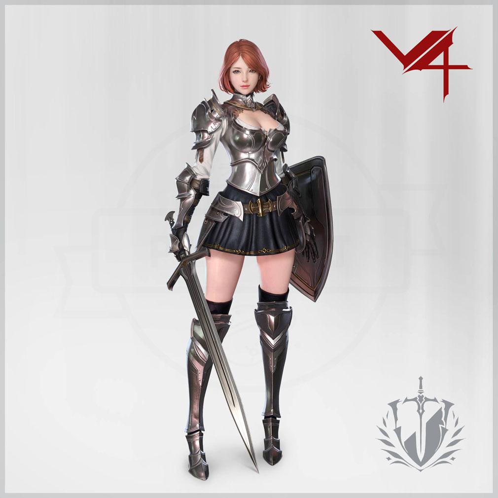 V4 クラス『ナイト』紹介イメージ