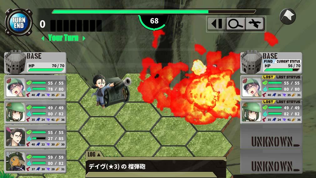 Hide and Shoot 手榴砲スクリーンショット