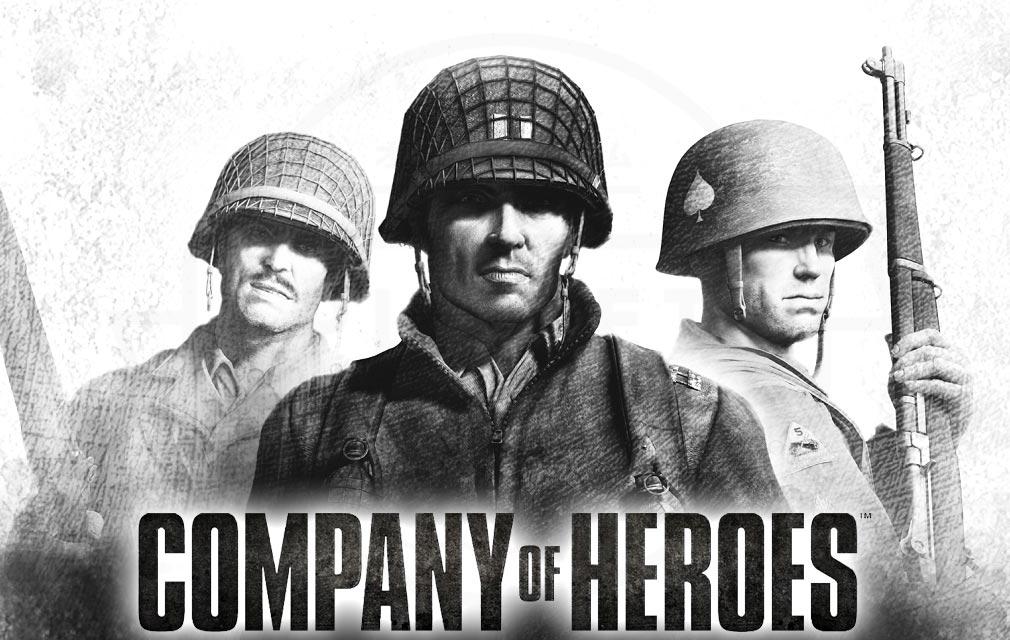 Company of Heroes(カンパニー オブ ヒーローズ) キービジュアル