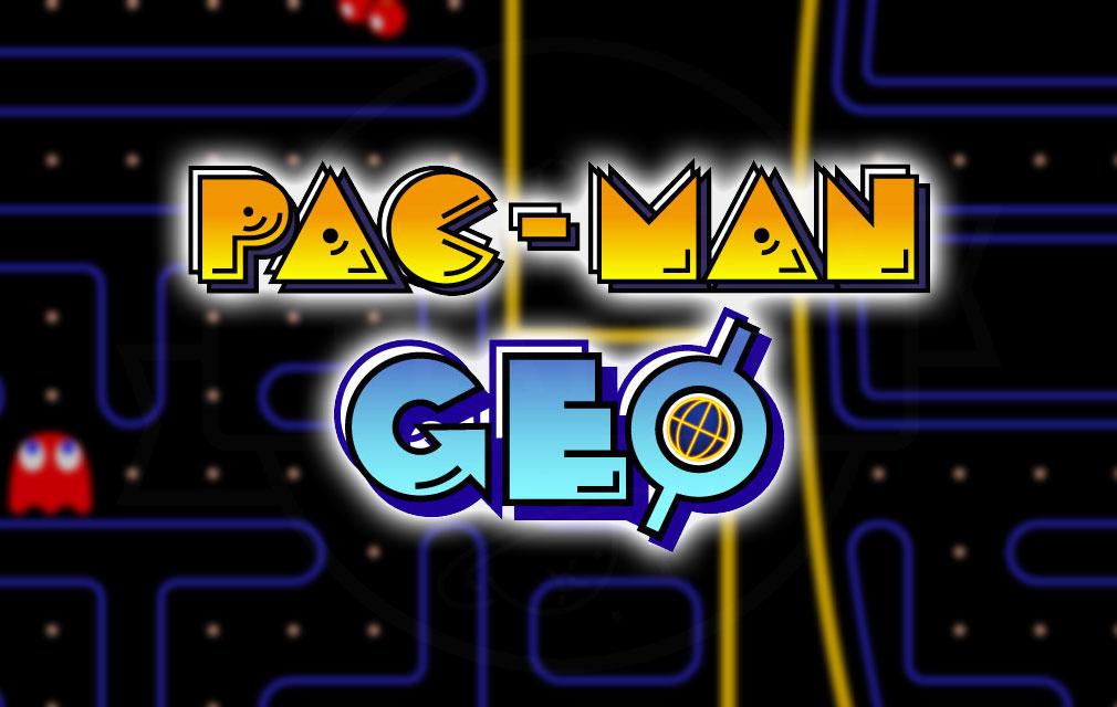 PAC-MAN GEO(パックマン ジオ) キービジュアル
