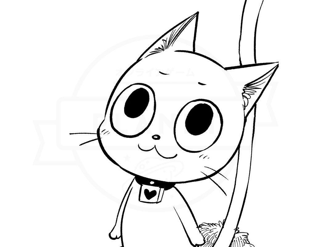 EDENS ZERO(エデンズゼロ) キャラクター『ハッピー』紹介イメージ