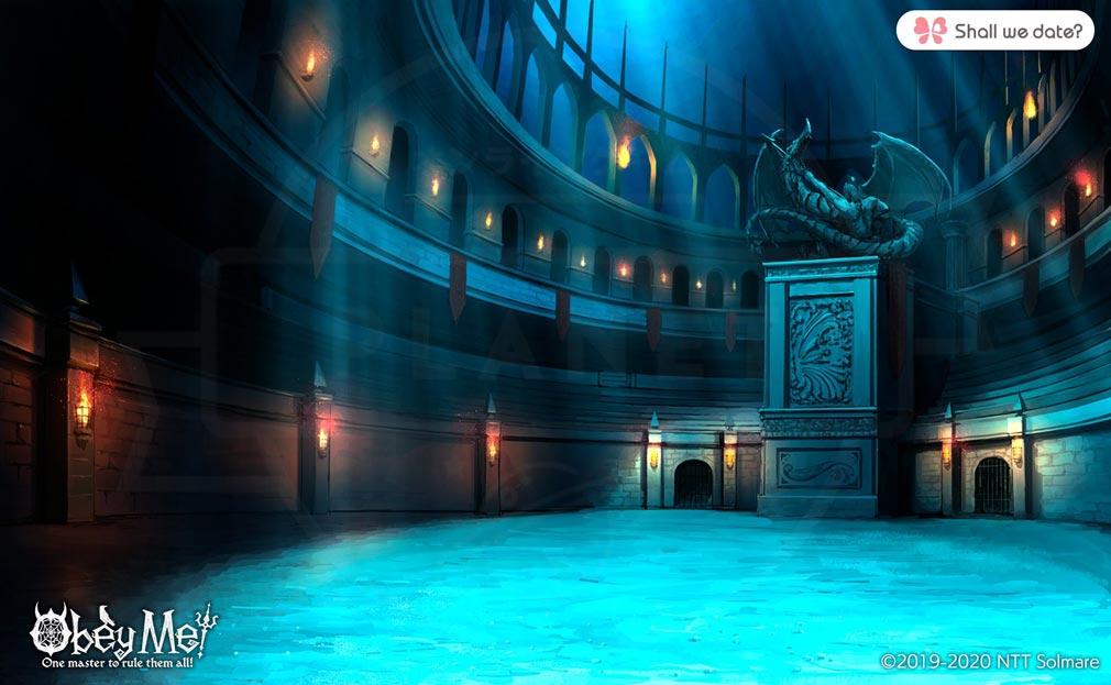 Obey Me! (おべいみー) 『Royal Academy of Diavolo(ロイヤルアカデミー オブ ディアボロ)』紹介イメージ