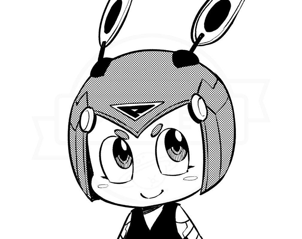 EDENS ZERO(エデンズゼロ) キャラクター『EM=ピーノ』紹介イメージ