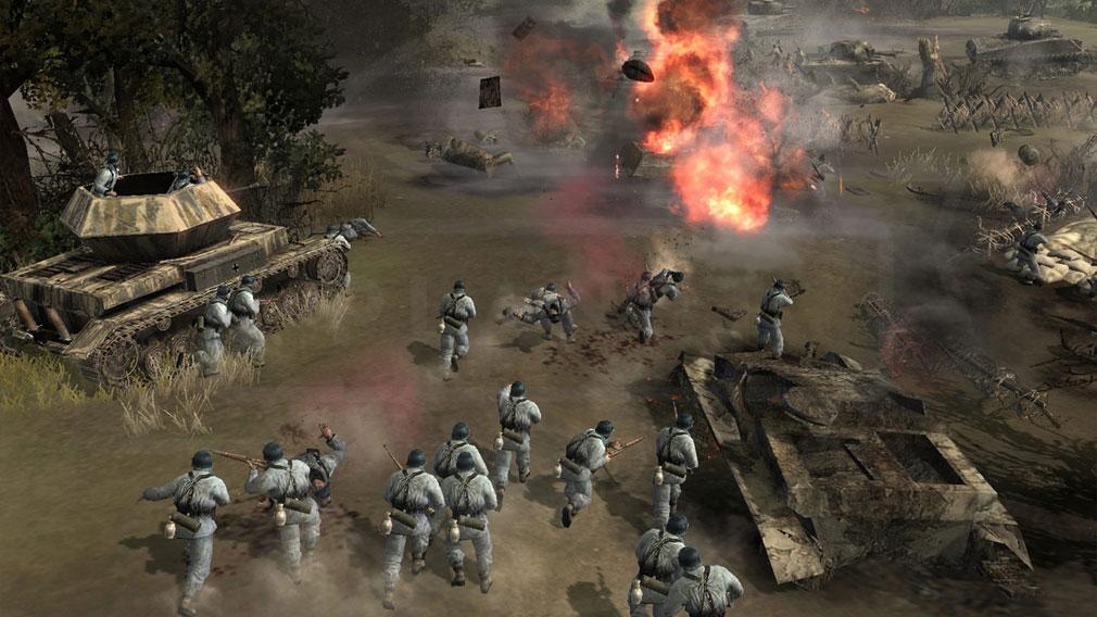 Company of Heroes(カンパニー オブ ヒーローズ) PC Steam版スクリーンショット