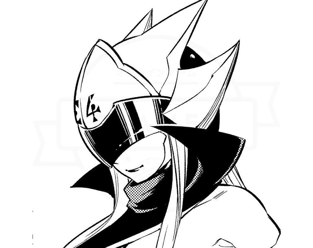 EDENS ZERO(エデンズゼロ) キャラクター『ウィッチ・リグレット』紹介イメージ