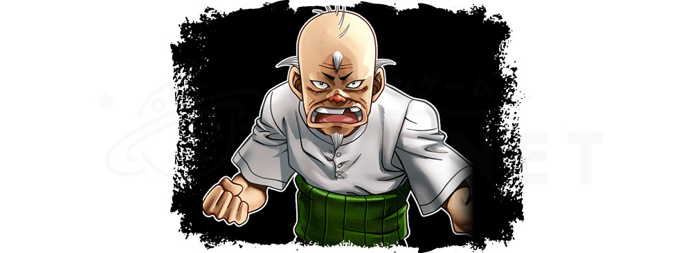 はじめの一歩 fighting souls(ファイソル) キャラクター『猫田 銀八』紹介イメージ