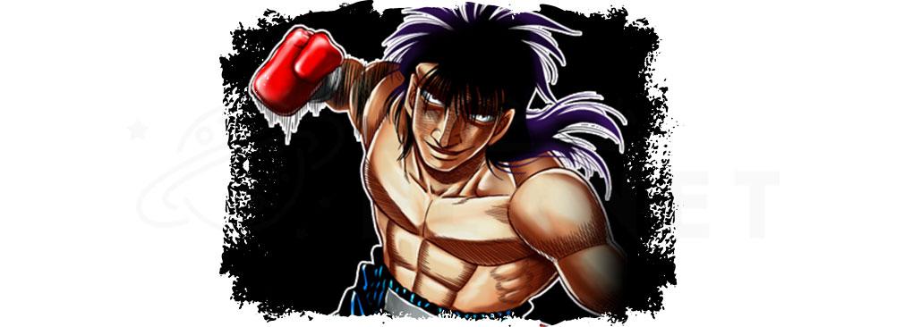 はじめの一歩 fighting souls(ファイソル) キャラクター『間柴 了』紹介イメージ