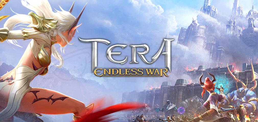 テラ:エンドレス・ウォー (TERA: Endless War) フッターイメージ