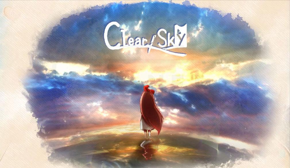 Clear Sky(クリアスカイ) キービジュアル