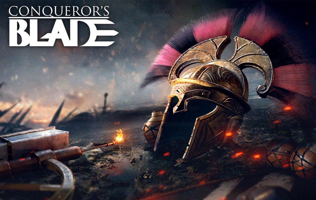 コンカラーズ・ブレード(Conqueror's Blade) キービジュアル