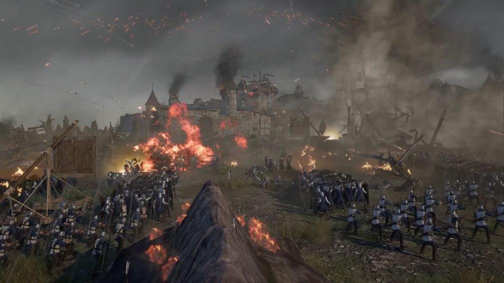 コンカラーズ・ブレード(Conqueror's Blade) 『攻城戦』スクリーンショット
