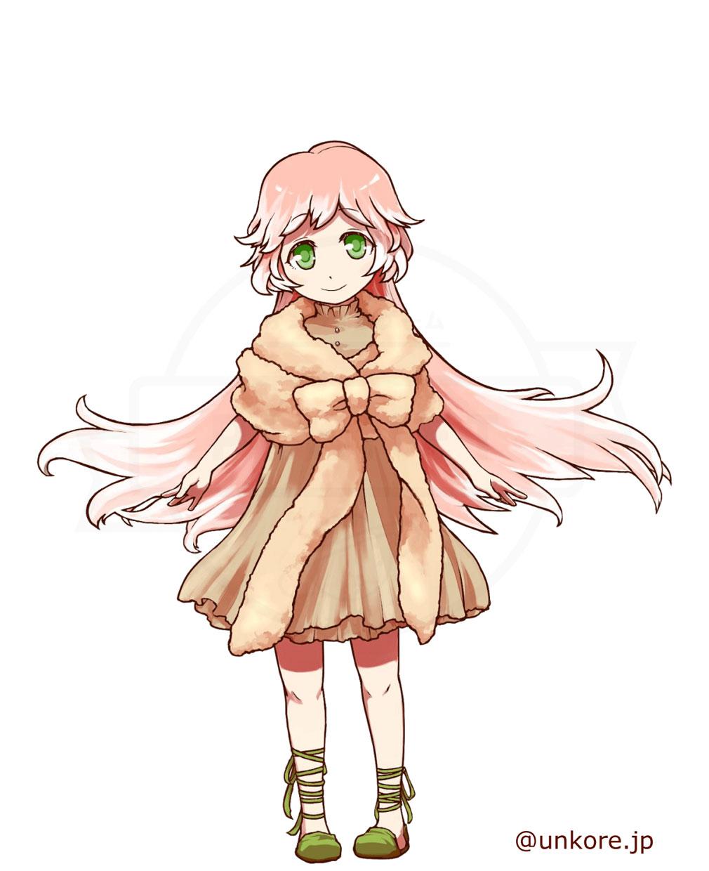 うんコレ キャラクター『ローレンシア・ティアニー』紹介イメージ