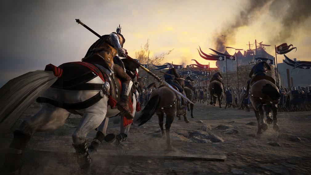 コンカラーズ・ブレード(Conqueror's Blade) 騎兵スクリーンショット